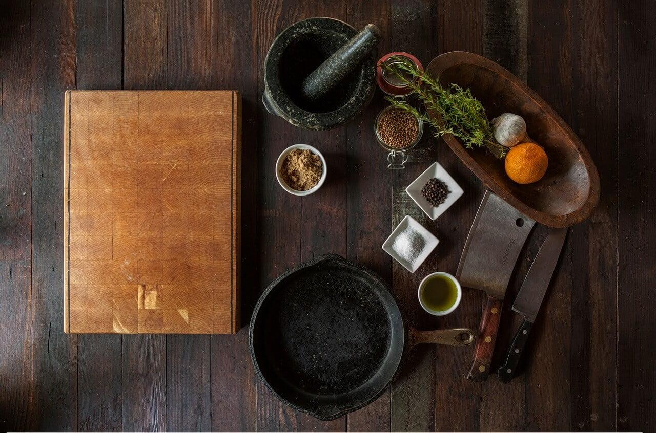 vad finns det för ra appar för matlagning?