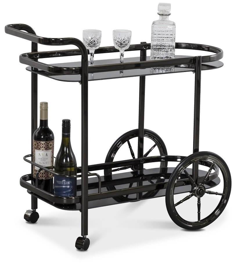 Drinkvagn serveringsvagn från Trendrum