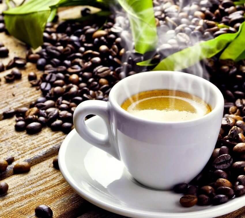 Godast kaffe får du om du brygger kaffet i en perkulatorbryggare