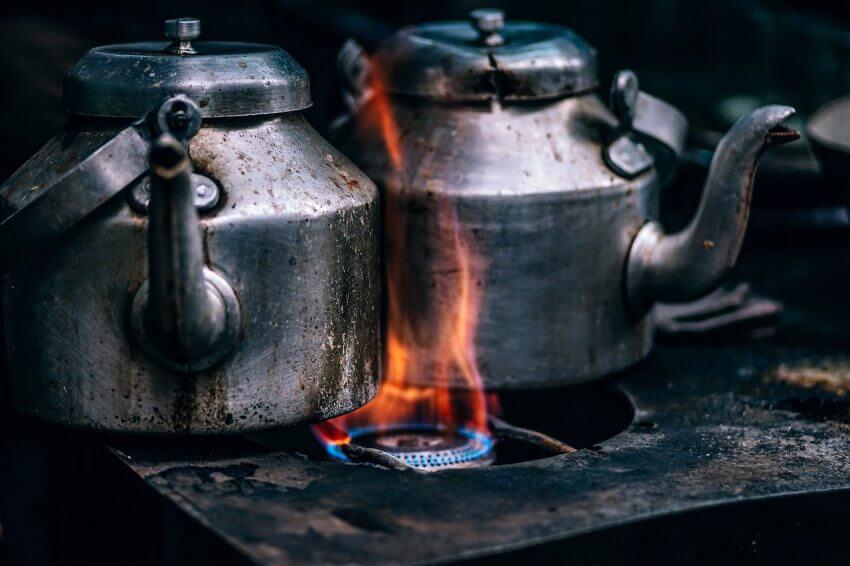 Gamla tidens köksmaskiner