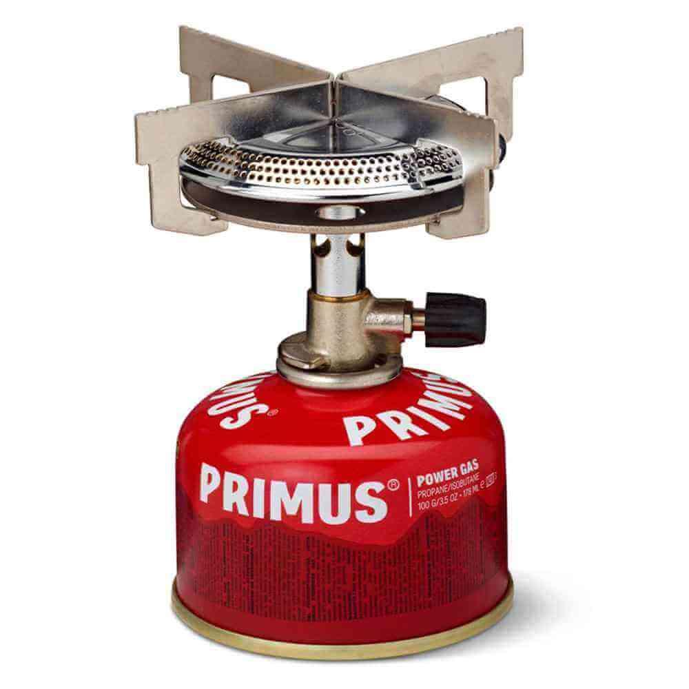 Till skillnad från spritkök finns det även ett stort antal andra tillverkare av gaskök. Svenska Primus är en av de vanligaste